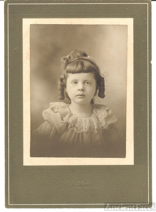 Unknown Girl, Pennsylvania