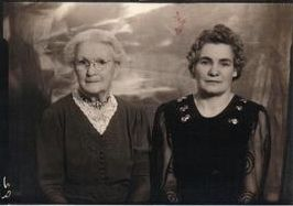Allison women, New Mexico 1930