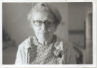A photo of Ruth Vrooman