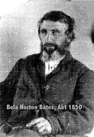 A photo of Bela Norton  Bates