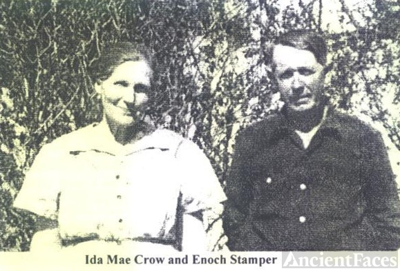 Ida Mae Crowe and Enoch Stamper