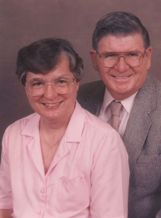 Bill and Ann Nelson Ramage