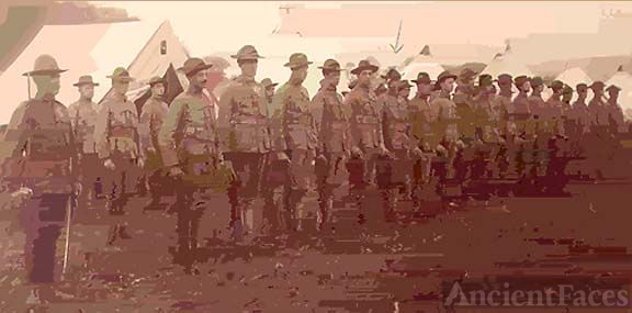 World War I Drill Group
