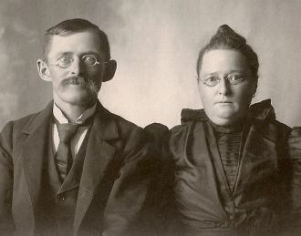 Unknown Iowa Couple