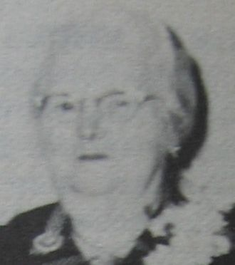 Mary Edith Hill