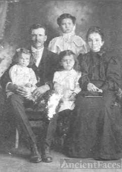 William Thomas LeCroy Family