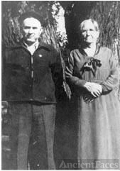 My father and grandmother