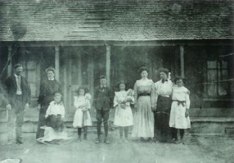 William Holton Family