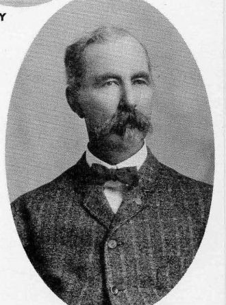 A photo of William Stryker