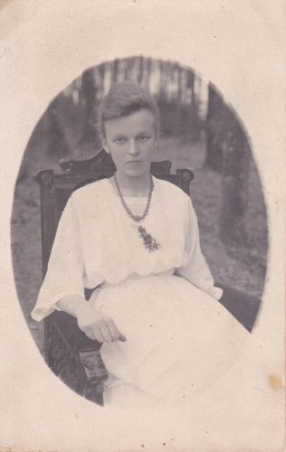 A photo of Anna Katharina Rebecka Puelsch
