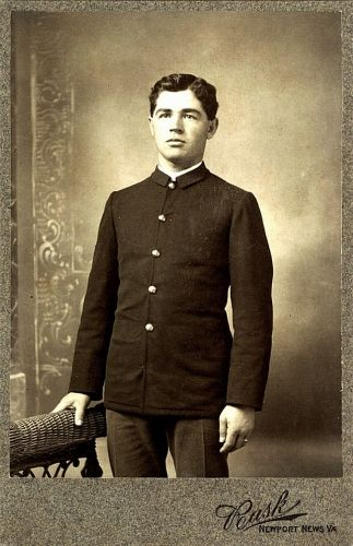 Unknown Military Man
