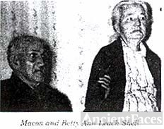 Macon and Betty Leach Shell