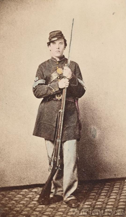 Cornelius V. Moore, Civil War Union Soldier