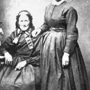 Elizabeth Stucky and daughter Catherine Kropf
