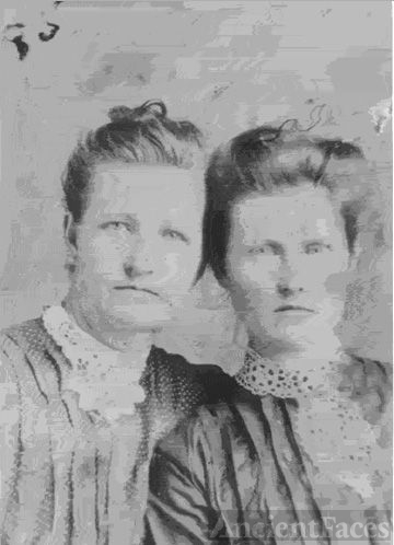 Mary Bland& Sarah Catherine