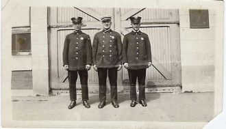 Firefighters in Scranton Pa Early 1900's