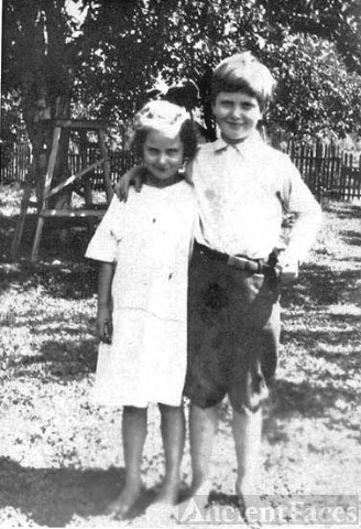 Norma and Harry Ferguson