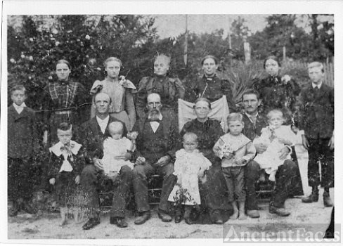 Henry Clay Fulcher Family
