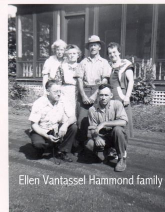A photo of Verna Hammond