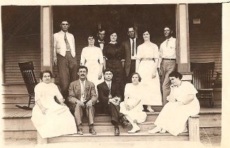 Gardner Family of Texas-New Mexico