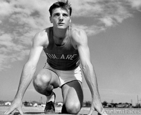 Bob Mathias - Olympic Decathlon Winner