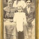 George & Lilly Proffitt & Family