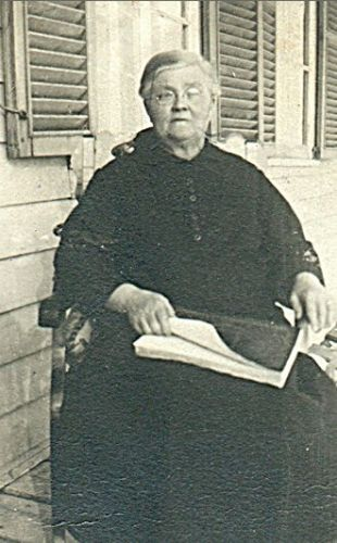 A photo of Elodie Laporte St.Georges