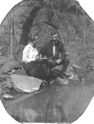 Henry Isaac Veitch and Mary Kanute