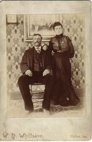 unknown man and woman.