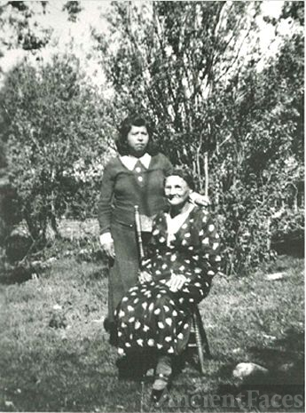 Matilda Howse and Daugther Bertha Howse