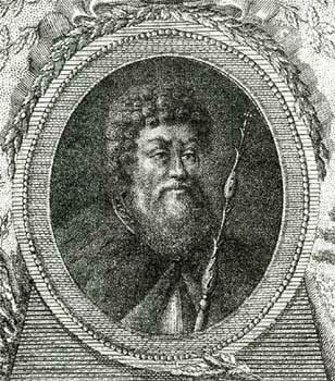 A photo of Vsevolod I Yaroslavich of Kiev