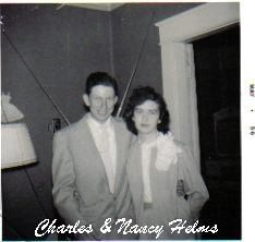 Charles & Nancy Helms, TN 1956