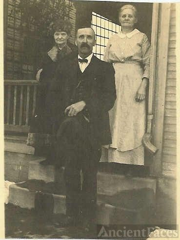 Laura Foster?, Albert Sheeks, & ?