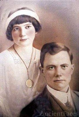 Charles A Durbin and Allie Mae McCright