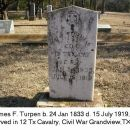 James Flemmons Turpen Grave