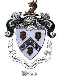 Willard or Viellard family coat of arms