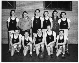 Hi-Y Champs 1945-46, NJ