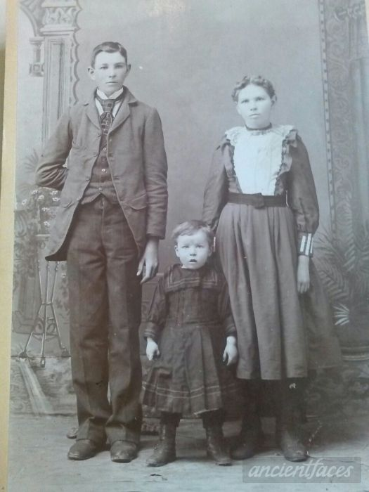 Albert Templeton family
