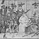 John Baptist Bruno and Mary Rhodd family