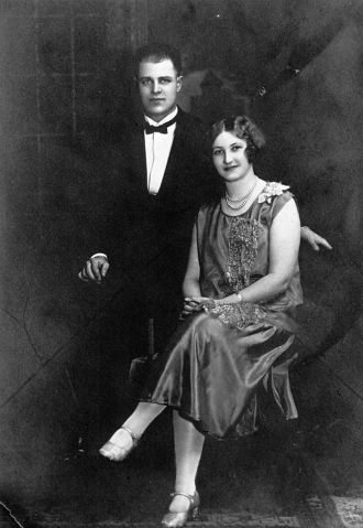 Dorothy & William Triebel