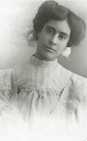 A photo of Magdalena Becerra Acosta
