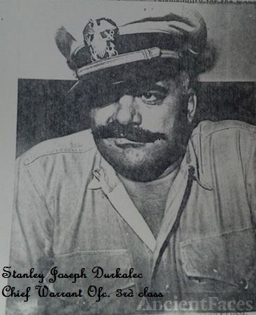 Stanley Joseph Durkalec, Chief Warrant Officer