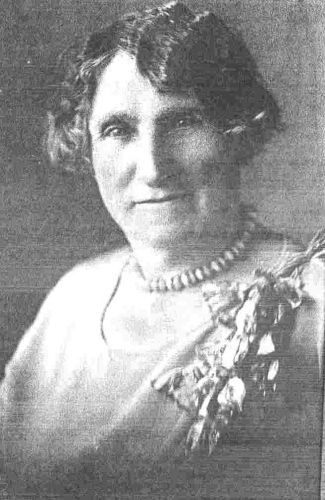 A photo of Mary Ellen Crye Silvers Wheeler