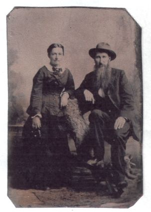 Annie Jordan-White and Husband, William C. White