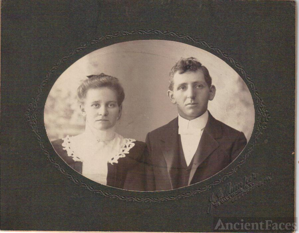 Harve and Attie Batterman