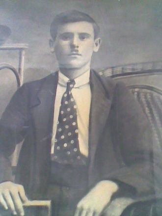 A photo of Elias Kolligris