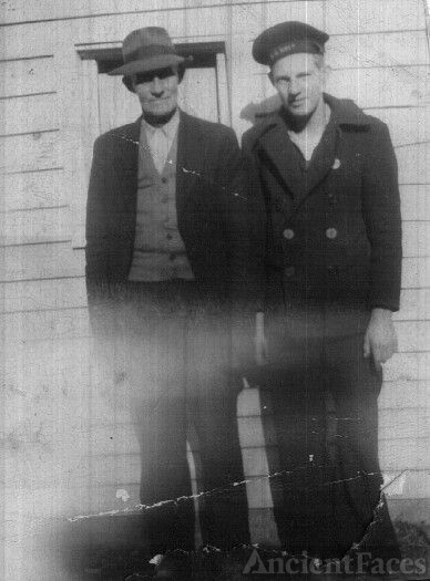 James Noah and son Edgar Lee