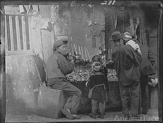 Toy merchants, Chinatown, San Francisco