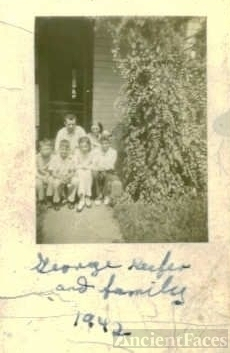 George Keefer and Family 1942