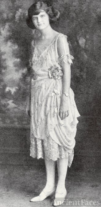 Alee Pate, Mississippi, 1922